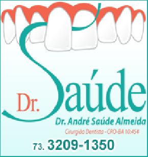 André Saúde Almeida - Dentista