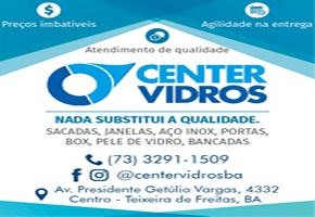 Center Vidros Vidraçaria