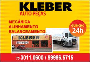 Kleber Auto Peças - Guincho 24 horas